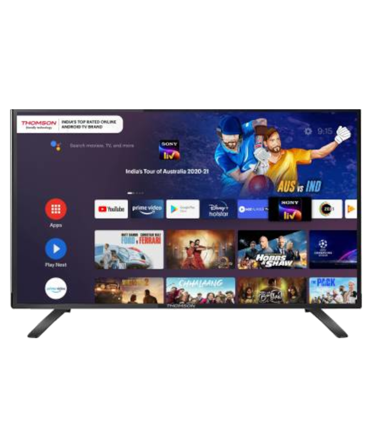 Thomson 9A Series 102 cm (40 inch) Full HD LED Smart Android TV(40PATH7777) OSSR-166558